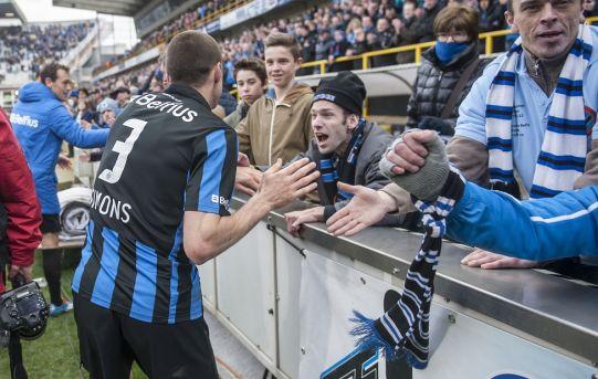 Club Brugge opnieuw trefzeker in oefenwedstrijd