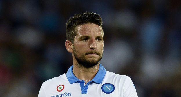 Dries Mertens komt niet tot scoren toe maar ziet Napoli wel winnen