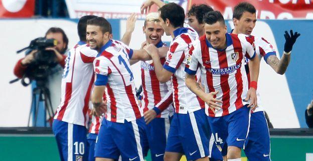 Morsend Barcelona voelt hete adem winnend Atlético Madrid weer in nek