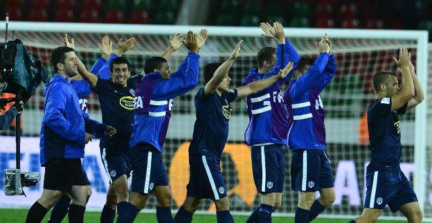 Castelen ziet halve finale-duel met Real Madrid aan zijn neus voorbij gaan