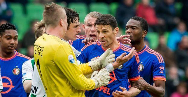 Vertrokken Feyenoord-duo clubloos: 'Nerveus? Nee, dat zou ik zijn als ik 27, 28 was'