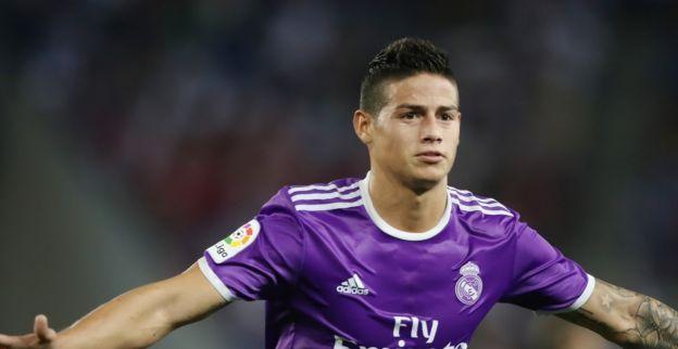 Juventus denkt aan winterse transfer van James