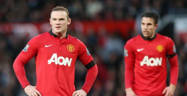 Rooney wacht 'Van Persie-scenario': Het wordt een issue, let maar op
