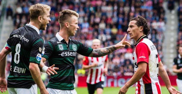 Afbeelding: PSV kan opgelucht ademhalen: 'We willen Guardado over één of twee jaar'