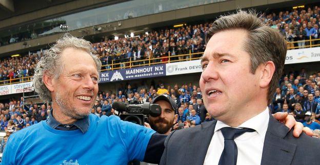 Preud'homme blijft en maakt fans dolblij: ''Michel Preud'homme is a brugesboy!''