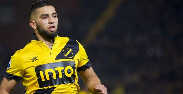 Bevestiging voor Tighadouini: 'Parel hoopt zelf op Ajax, PSV, Feyenoord of subtop'