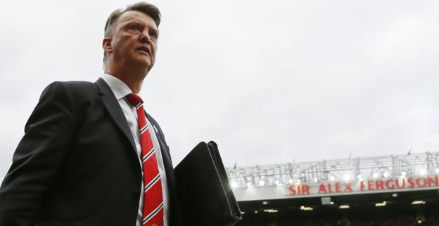 Van Gaal 'dichtbij transfer' Braziliaanse aanvaller: Hoop Engeland of Spanje