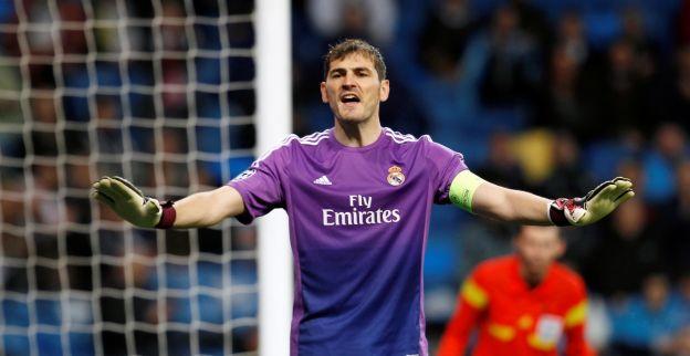 Ancelotti geeft recordinternational Casillas weer speeltijd in competitie