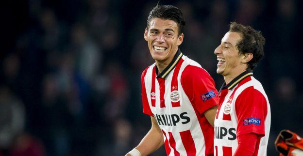 'Guardado staat voor keuze: vertrek bij PSV voor jaarsalaris van 5,5 miljoen euro'