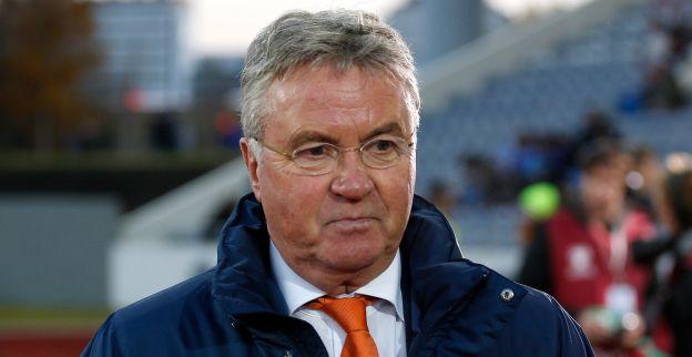 'Heilig vuur moet bekritiseerde Hiddink aan boord houden bij Nederlands elftal'