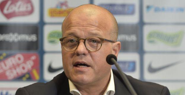 Club Brugge-voorzitter wil rode cijfers wegwerken via zevenstappenplan