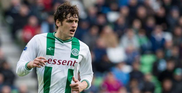 FC Groningen na kopgoal oud-Zwolle-bekende steviger op play-offplek