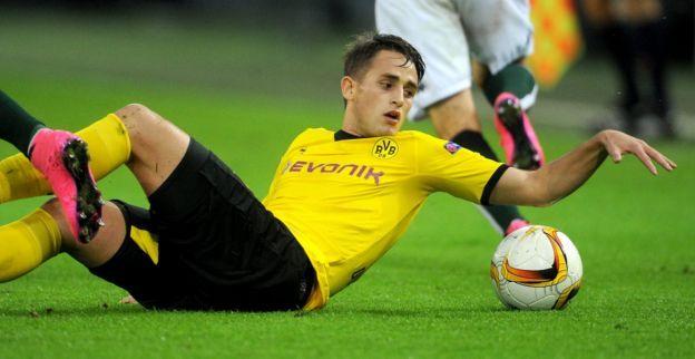 Invaller Januzaj gaat met Borussia Dortmund pijnlijk onderuit in Rusland