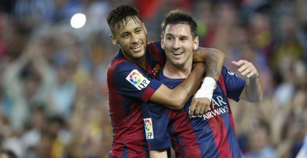 Neymar: Het zal wel dat ik daar een groter contract en meer geld kon krijgen