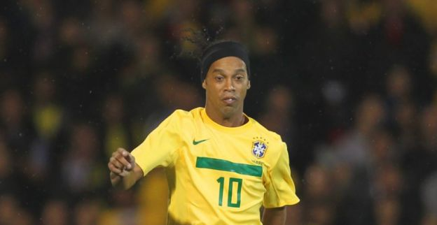 'Niemand kan Ronaldinho evenaren, hij had altijd een glimlach op zijn gezicht'