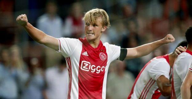 Hij speelt ook al veel bij Ajax en ik denk dat hij een investering waard is
