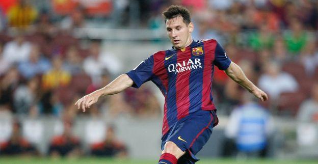 Messi denkt niet aan uitermate speciaal moment in Madrid: Dat telt niet
