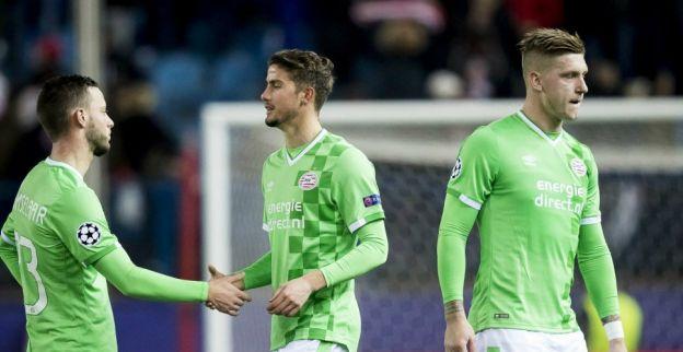 PSV-talent in 48 uur van Jupiler League naar Champions League: Krankzinnig
