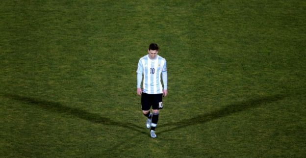 Uithaal naar 'ondankbare Argentijnen': Lionel Messi is van een andere planeet
