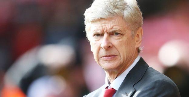 Probleem voor Wenger: slechts één fitte centrumverdediger beschikbaar