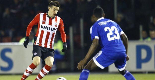 'PSV-middenvelder staat op het punt om overgang naar Servië af te ronden'