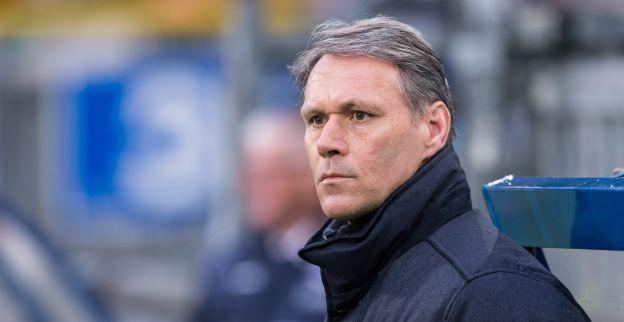 Van Basten verwacht gretig Vitesse: Ze willen naar de Champions League