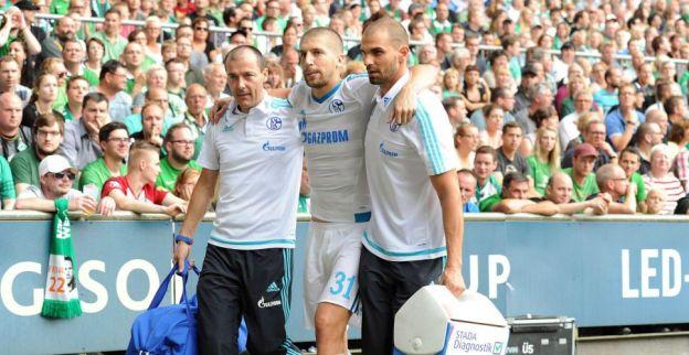 Dreun voor Schalke 04: jaar zit er al na twaalf minuten op voor miljoenenaankoop