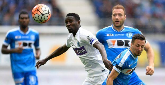 AA Gent mag naar de Europa League na gelijkspel tegen Racing Genk