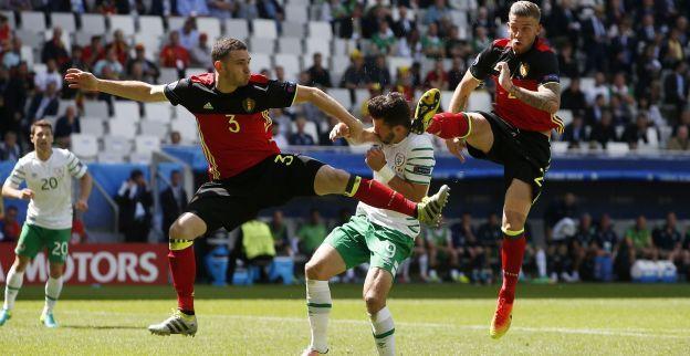 Hadden de Ieren een penalty moeten krijgen? ''Je kan er voor fluiten