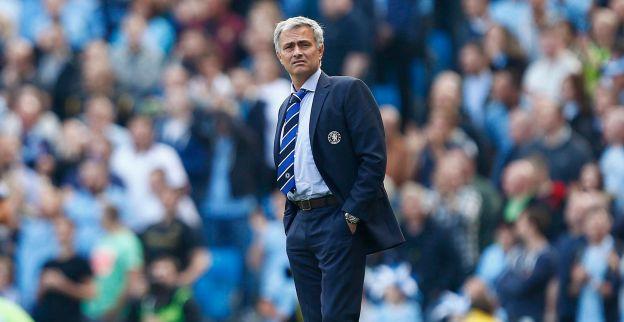 Mourinho verbijt zich op Chelsea-bank: Ik vreesde al voor een verlenging
