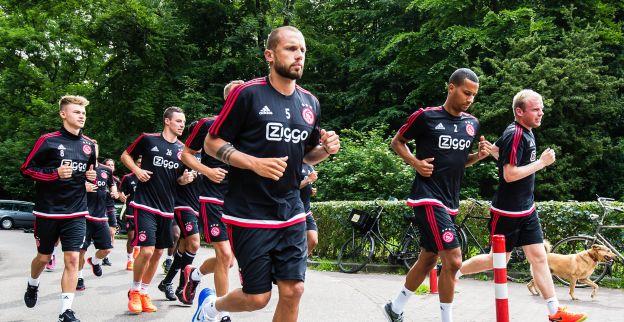 'Salaris Heitinga uitgelekt: routinier wordt niet veel slechter van Ajax-terugkeer'