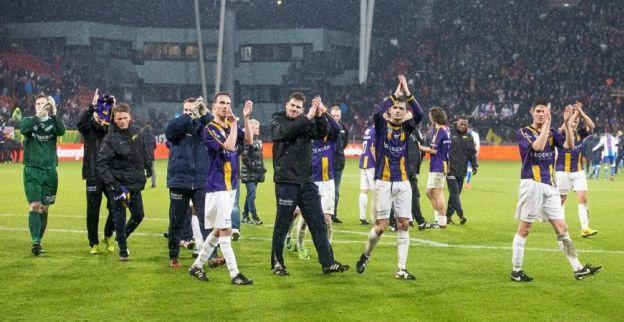 Prachtig gebaar KNVB naar VVSB: 'Ze mogen niet ontbreken bij de finale'