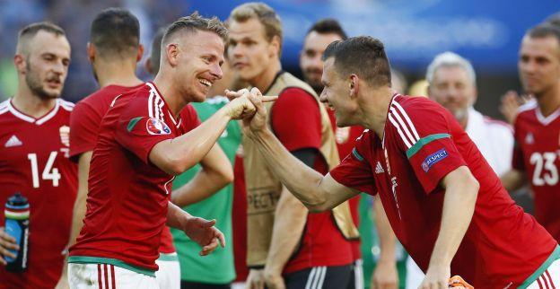 Hongaren op een wolk: In een superdag kloppen we de Rode Duivels