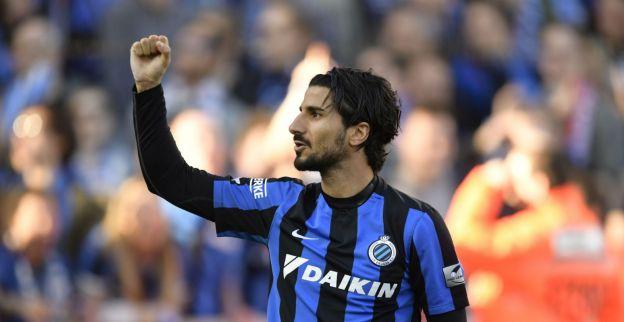 Club Brugge wacht vol spanning op terugkeer Refaelov