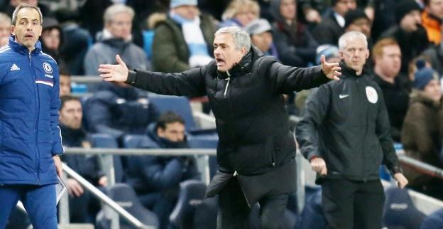 Mourinho: 'Concurrentie City afhankelijk van Financial Fair Play'