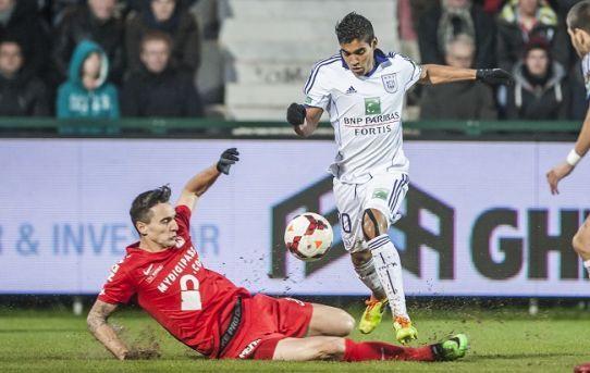 Afbeelding: Teleurstelling van Anderlecht hoopt op een nieuwe kans bij de landskampioen