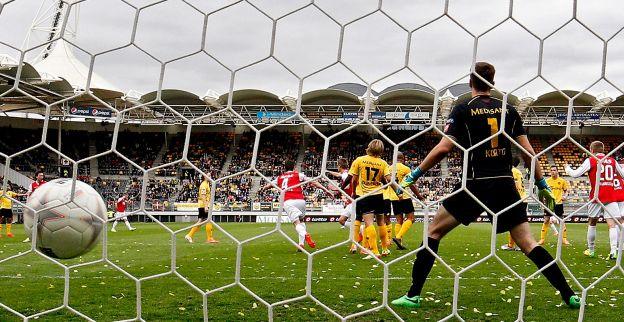 Tiental Roda JC ontsnapt in slotfase aan nieuwe domper tegen AZ