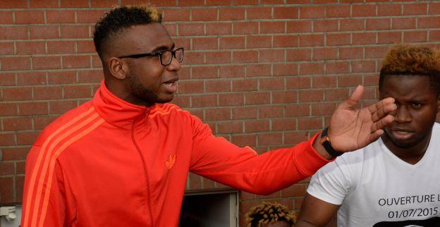 Afbeelding: Straffe transfer op til: speelt Mboyo binnenkort naast wereldvedette?