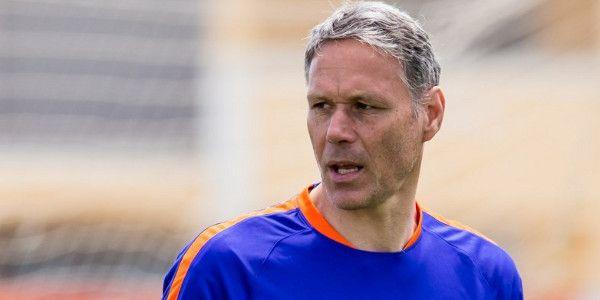 Update: Van Basten bevestigt aanstaand vertrek bij Nederlands elftal