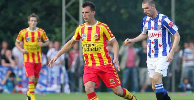 In het kort: Vitesse laat Kruiswijk thuis, eerste minuten voor oud-Ajacied