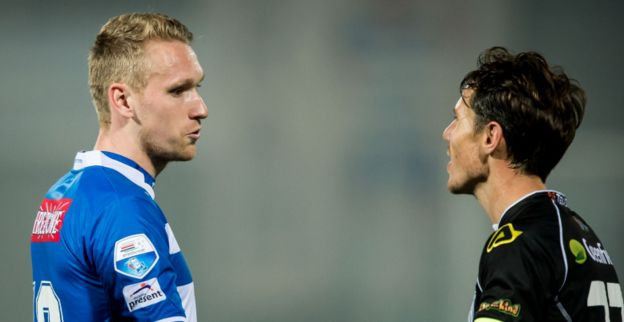 Fledderus beticht Feyenoord van competitievervalsing: Het is heel erg wennen