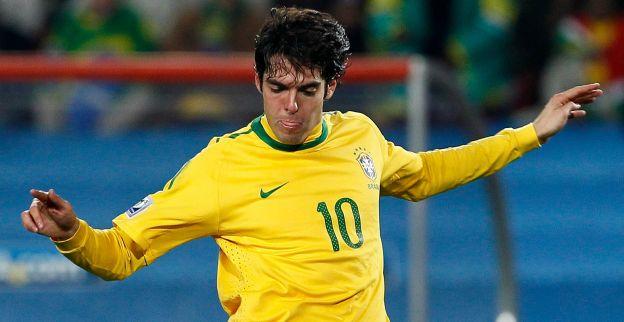 Kaká wil Seleção-avontuur doortrekken: Ik kan de nieuwe generatie helpen