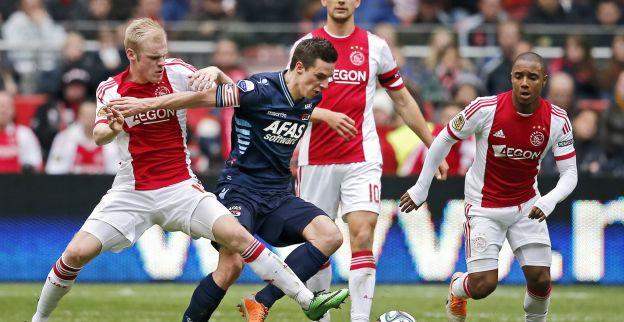 Ajax onderneemt snel actie en legt Viergever voor vier seizoenen vast