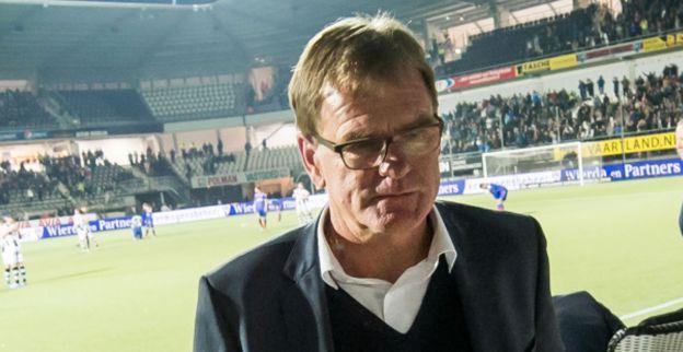Lodeweges opvallende concurrent Van der Heide: Kunnen we prima gebruiken