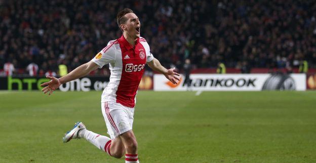 'En toen dus Ajax, dat was het makkelijkste besluit van allemaal'