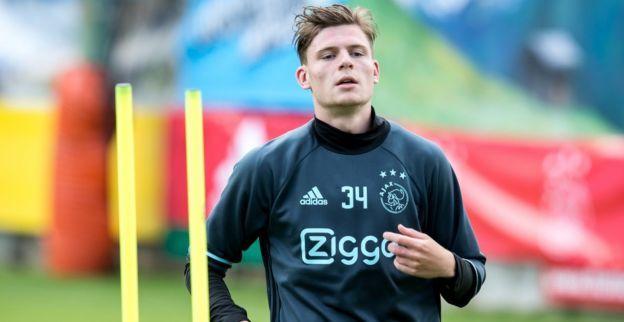 Ajax en PEC maken huurdeal wereldkundig: 'Alle posities nu dubbel bezet'