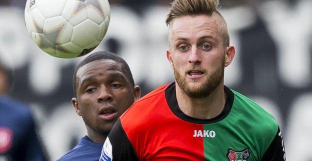 NEC raakt aanvaller kwijt ondanks zeer recente contractverlenging
