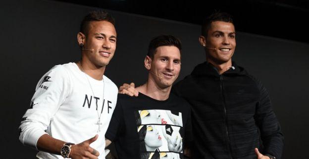De Tien: best betaalde spelers ter wereld