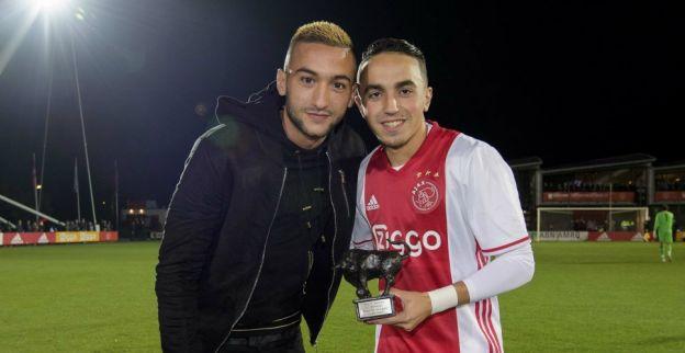 Nouri hoopt op bekerstunt: Misschien komen we dan Ajax tegen, mijn broertje