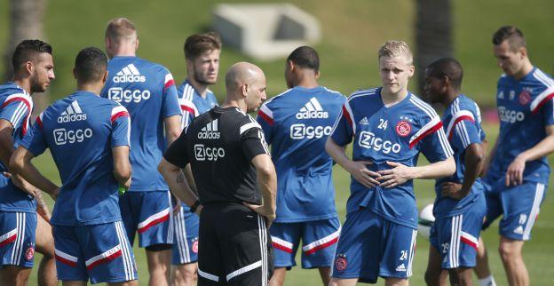 Ajax wil spits wegkapen voor neus van topclubs: 'Gaat niet alleen om geld'